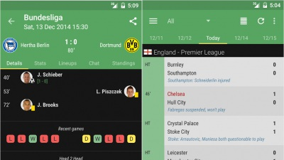 Sportal Media Group acquired one of the most popular mobile applications in the world for live scores - The Livescore App